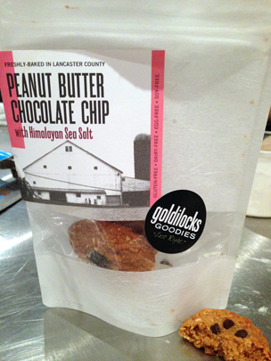 Peanut Butter Chocolate Chip with Himalayan Sea Salt
